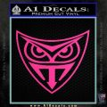 Replicant Blade Runner Decal Sticker Hot Pink Vinyl 120x120