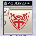 Replicant Blade Runner Decal Sticker Red Vinyl 120x120