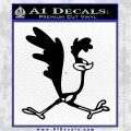 Road Runner D2 Decal Sticker Black Logo Emblem 120x120