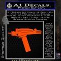 Star Trek The Original Series Phaser Decal Sticker Orange Vinyl Emblem 120x120
