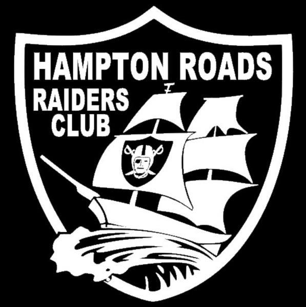 Raiders Club Decal Sticker
