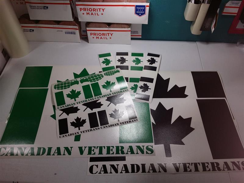 canadian veterans vets
