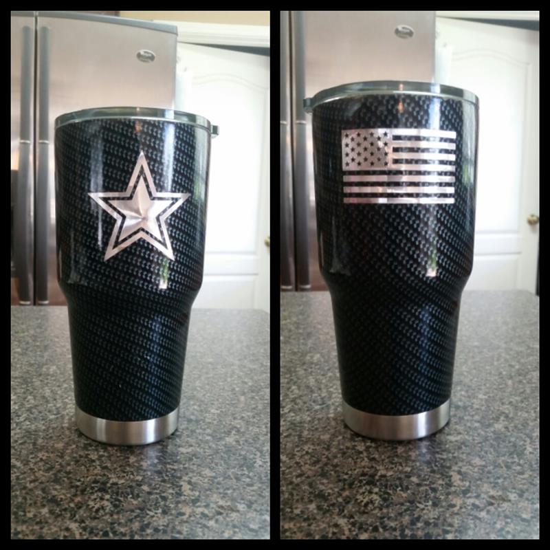 cowboys tumblers everet gamez 1