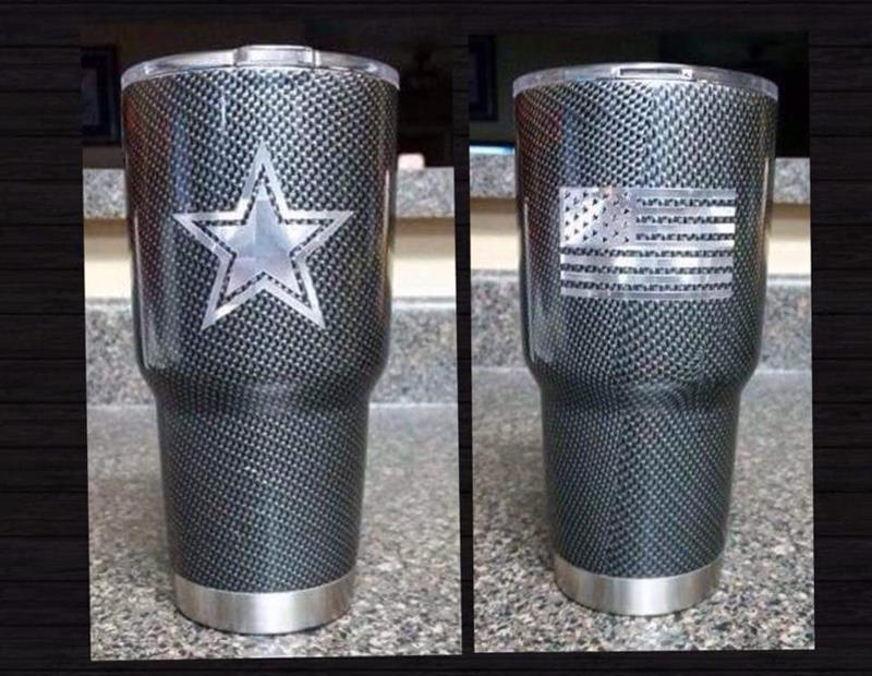 cowboys tumblers everet gamez 2
