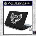 Eagle Decal Sticker Freedom White Vinyl Laptop 120x120