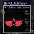 Pacific Rim Cherno Alpha Decal Sticker Pink Vinyl Emblem 120x120