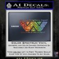 Alien Movie Decal Sticker Weylan Yutani Corp Sparkle Glitter Vinyl Sparkle Glitter 120x120