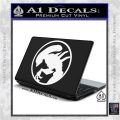 Alien Movie Xenomorph Decal Sticker CR2 White Vinyl Laptop 120x120