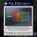 American Flag Veteran Decal Sticker Sparkle Glitter Vinyl Sparkle Glitter 120x120