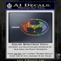 Badman Buttman Decal Sticker Sparkle Glitter Vinyl Sparkle Glitter 120x120