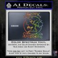 Black Sabbath Decal Sticker Full Sparkle Glitter Vinyl Sparkle Glitter 120x120
