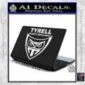 Blade Runner Decal Sticker Tyrel Corp White Vinyl Laptop 120x120