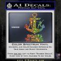 Boats N Hoes Decal Sticker D8 Sparkle Glitter Vinyl Sparkle Glitter 120x120
