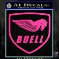 Buel Motorcycles Decal Sticker D Hot Pink Vinyl 120x120