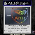 Buel Motorcycles Decal Sticker D Sparkle Glitter Vinyl Sparkle Glitter 120x120