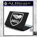 Buel Motorcycles Decal Sticker D White Vinyl Laptop 120x120