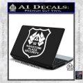 Die Hard Nakatomi Plaza Security Decal Sticker White Vinyl Laptop 120x120