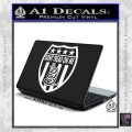 Dont Tread On Me Shield Decal Sticker White Vinyl Laptop 120x120