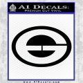 Elasta Girl Incredibles Movie Decal Sticker Black Vinyl Logo Emblem 120x120
