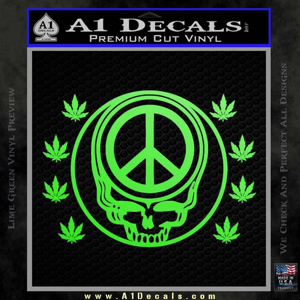 5 Army Grateful Dead Steal your face stickers//5 US Army  Stickers