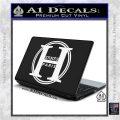 Hermes Paris Decal Sticker CR1 White Vinyl Laptop 120x120