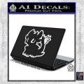 How To Train Your Dragon Decal Sticker Toothless D1 Young White Vinyl Laptop 120x120