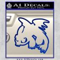 How To Train Your Dragon Decal Sticker Toothless D2 Blue Vinyl 120x120