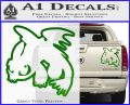 How To Train Your Dragon Decal Sticker Toothless D2 Green Vinyl 120x97