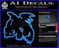 How To Train Your Dragon Decal Sticker Toothless D2 Light Blue Vinyl 120x97