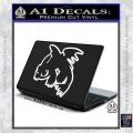 How To Train Your Dragon Decal Sticker Toothless D2 White Vinyl Laptop 120x120