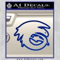 How To Train Your Dragon Hiccup Logo Decal Sticker D2 Blue Vinyl 120x120