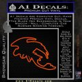 How To Train Your Dragon Toothless D5 Decal Sticker Orange Vinyl Emblem 120x120