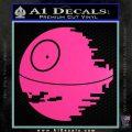 Killer Satellite Decal Sticker V1 Hot Pink Vinyl 120x120