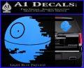 Killer Satellite Decal Sticker V1 Light Blue Vinyl 120x97