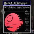 Killer Satellite Decal Sticker V1 Pink Vinyl Emblem 120x120
