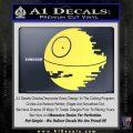 Killer Satellite Decal Sticker V1 Yellow Vinyl 120x120