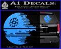 Killer Satellite Decal Sticker V2 Light Blue Vinyl 120x97