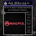 Magpul Firearms DW Decal Sticker Pink Vinyl Emblem 120x120