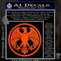 One Punch Man Hero Association Decal Sticker Orange Vinyl Emblem 120x120