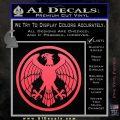 One Punch Man Hero Association Decal Sticker Pink Vinyl Emblem 120x120