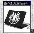 One Punch Man Hero Association Decal Sticker White Vinyl Laptop 120x120