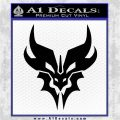 Predacon Prime Decal Sticker Transformers Black Vinyl Logo Emblem 120x120