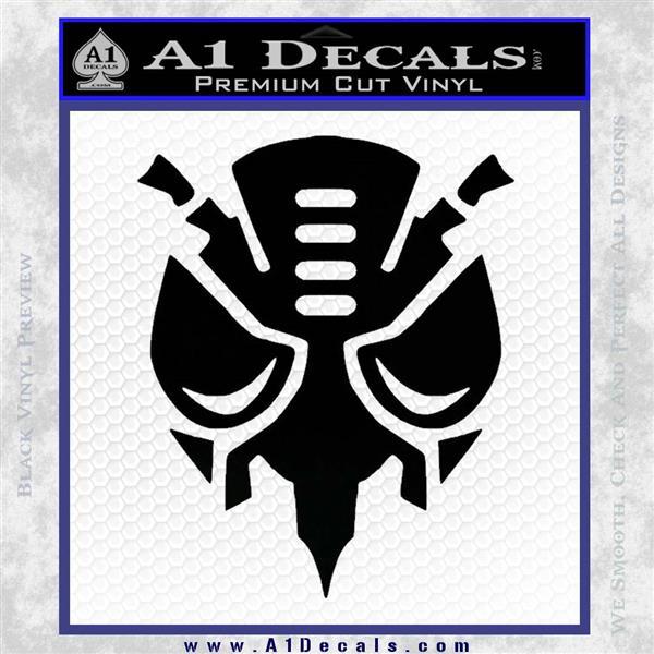 Deadshot Emblem Vinyl Car Window Laptop Decal Sticker