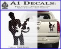 Prince Artist Formerly Known As Decal Sticker Guitar Logo Carbon Fiber Black 120x97