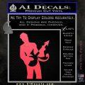 Prince Artist Formerly Known As Decal Sticker Guitar Logo Pink Vinyl Emblem 120x120