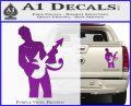 Prince Artist Formerly Known As Decal Sticker Guitar Logo Purple Vinyl 120x97