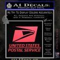 USPS Decal Sticker DST Pink Vinyl Emblem 120x120