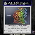 Woodstock Decal Sticker DO Tounge Decal Sticker Sparkle Glitter Vinyl Sparkle Glitter 120x120