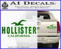 Hollister Decal Sticker California ST1 Green Vinyl 120x97