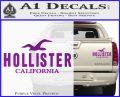 Hollister Decal Sticker California ST1 Purple Vinyl 120x97